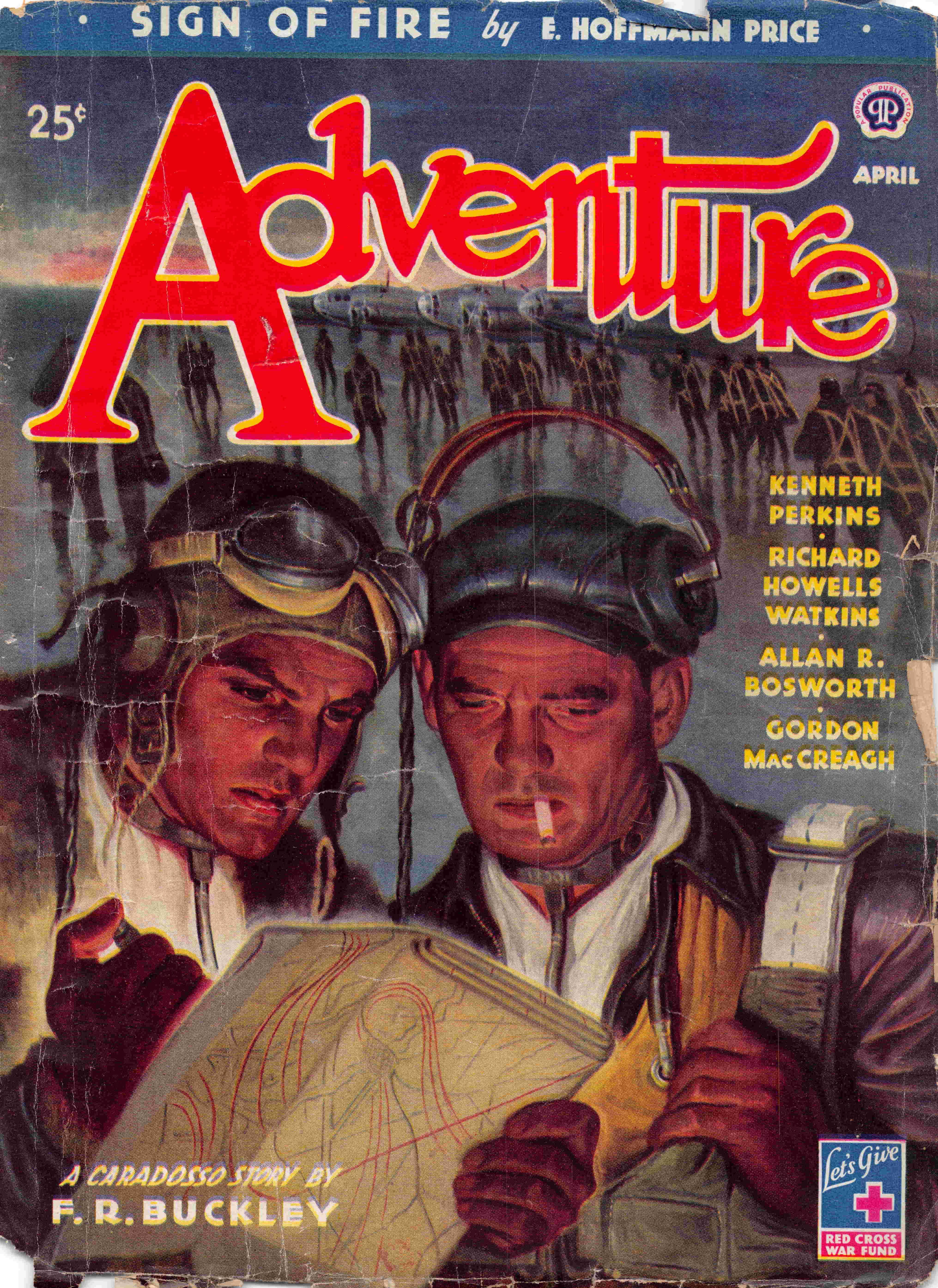Adventure April 1944